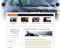 Сайт автошколы Клаксон
