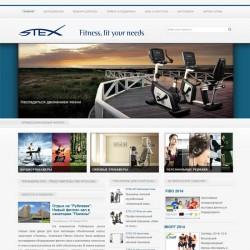 Профессиональные тренажеры Stex